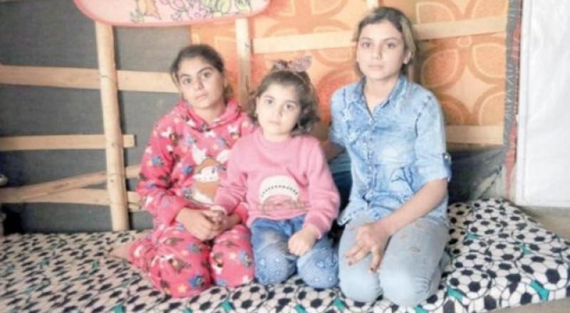 ثلاث شقيقات إيزيديات يروين مأساة عشنها بسطوة