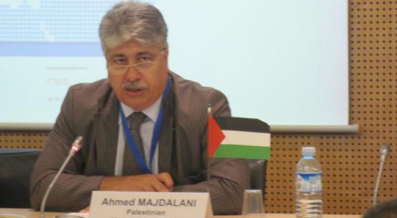 مجدلاني يكشف: طرف عربي يحاول