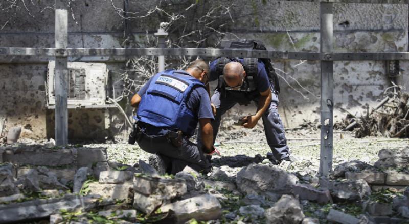 جمعة الغضب: إطلاق قذيفة من غزة تصيب أحد المباني في مستوطنات غلاف غزة