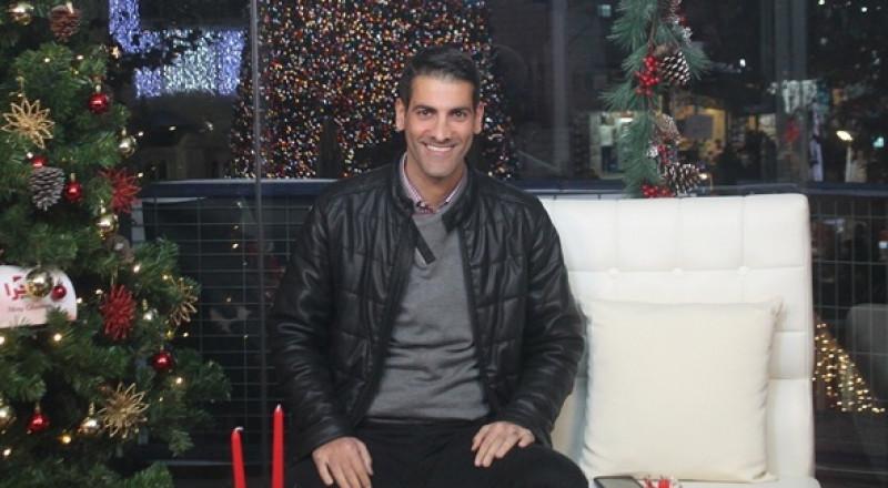 الفنان إلياس جوليانوس يغني من كلمات نزار فرنسيس وألحان وعد ملحم بركات .. وصوته وصل لبنان عبر