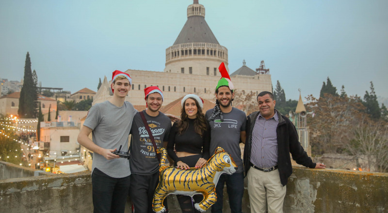 جمعية الناصرة تستقبل