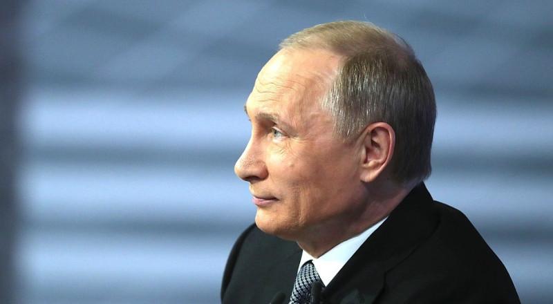 بوتين يبحث مع الكرملين الملف السوري