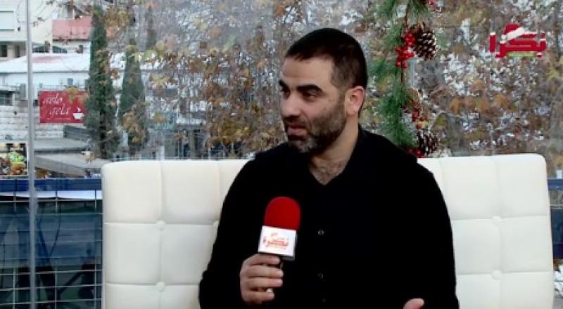 الفنان هشام سليمان يتحدث عن جديده: مسلسل انتاج امريكي قطري