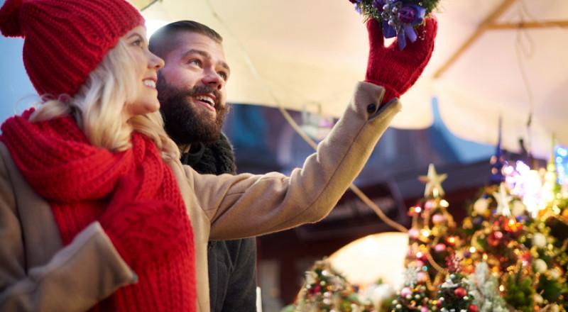 تعرفوا على أجمل الاسواق الميلادية في العالم!