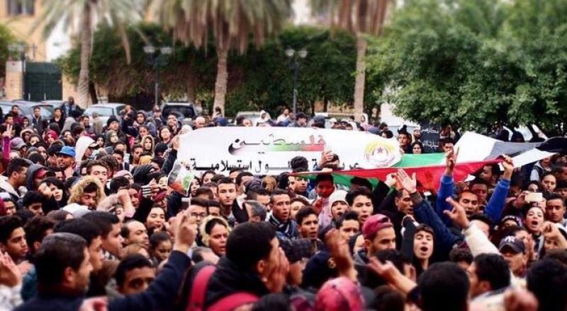 للجمعة الرابعة مظاهرات بمدن إسلامية وعربية نصرة القدس