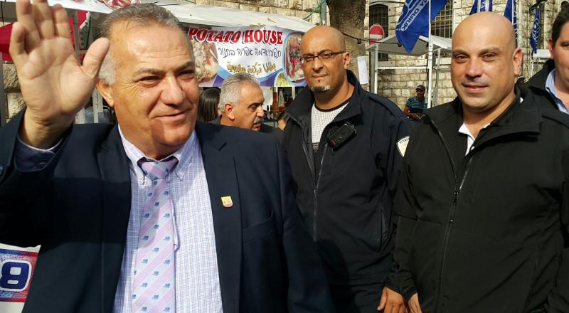 بلدية الناصرة: المدينة تعج بمئات آلاف السيّاح والزوار بسبب سياسة الرئيس علي سلام