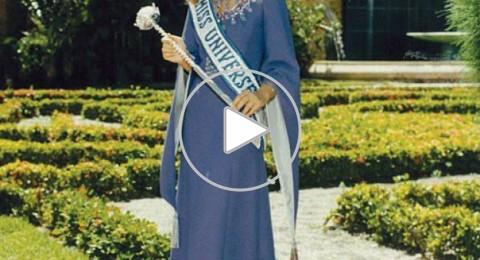 بالفيديو: ملكات جمال الكون من 1926 حتى 2014 وبينهم اللبنانية جورجينا رزق