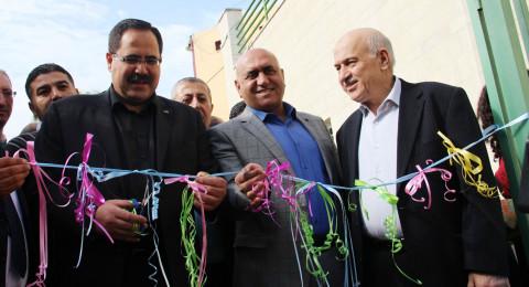 إطلاق معرض فلسطين للعلوم والتكنولوجيا بمديرية نابلس
