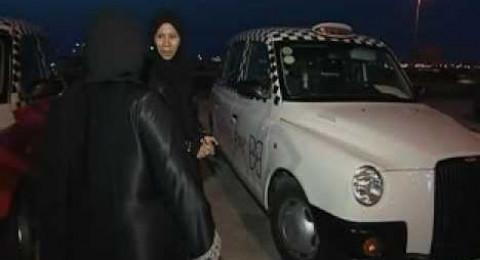 نساء يقدن سيارات الأجرة في سلطنة عمان وقريبا في السعودية!