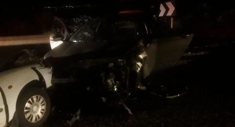 كفركما: حادث طرق ومصرع شخص (80 عاما)