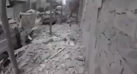 هدنة الغوطة بانتظار إجلاء المدنيين