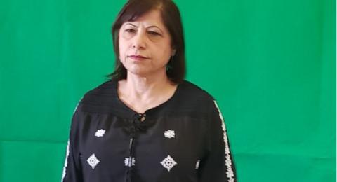 نجاة ارملي، عضو جديدة في شفاعمرو وتؤكد: لا استبعد الرئاسة
