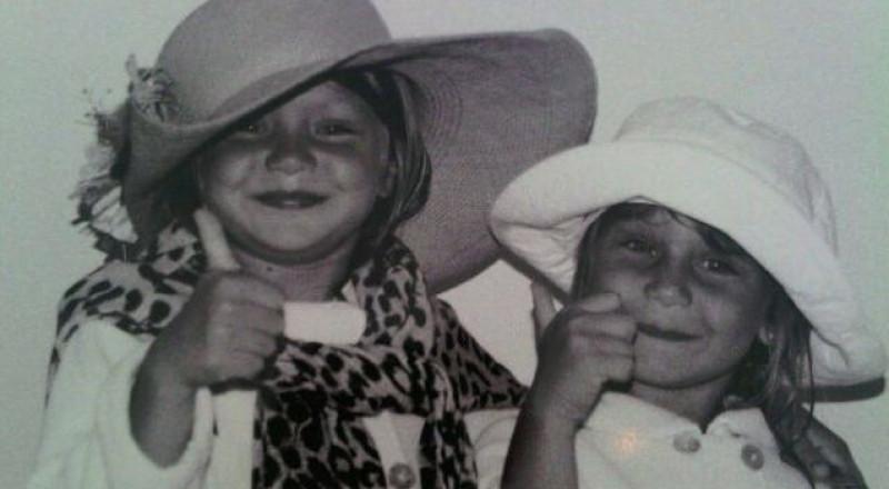 هاتان الطفلتان أصبحتا أشهر عارضتي أزياء!