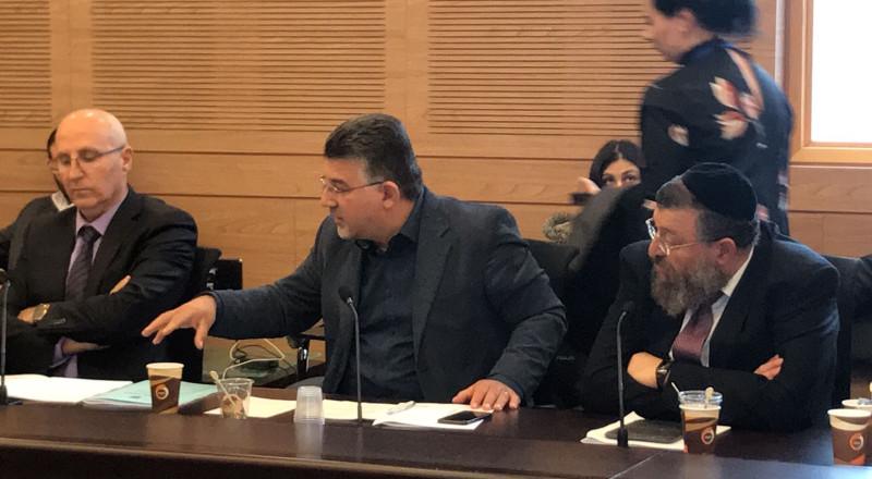 درعي للنائب جبارين: نعمل بجدية على انهاء الظلم ضد السلطات المحلية العربية بهبات الموازنة