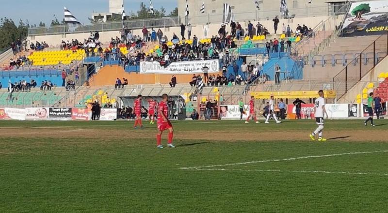 مصمص تفوز على مشيرفة بهدف نظيف للاشيء