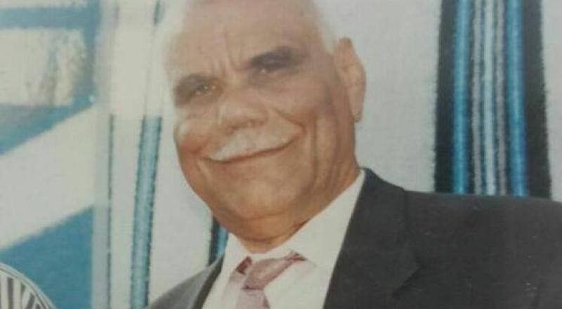 وفاة الحاج احمد حسن الزعبي (أبو نادر) ابن سولم اللاجئ في الأردن