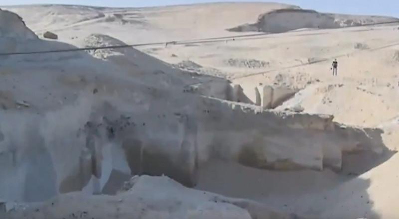 كشف أثري جديد بمصر يحوي مقابر وكنوزا تاريخية