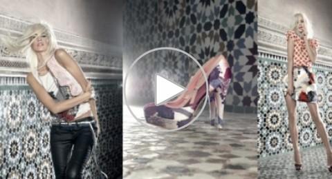 صور عارضة أزياء بجانب آيات قرآنية تغضب المغاربة
