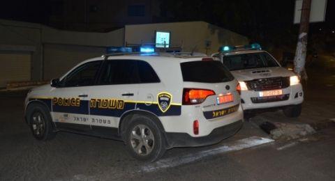 إصابات جراء طعن واعتقالات بشجار داخل عائلة في مدينة طمرة