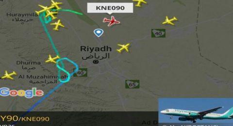 ارتباك كبير بأجواء السعودية بعد ليلة القصف اليمني
