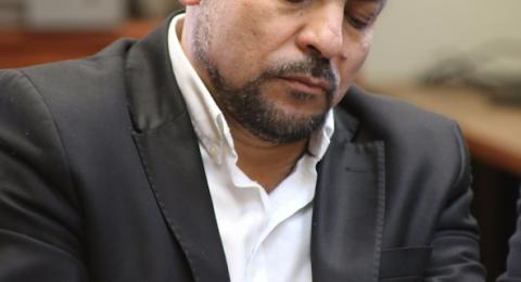النائب مسعود غنايم يطالب وزير الداخلية حل أزمة الازدحام وأوقات الانتظار الطويلة في مكتب وزير الداخلية في مدينة الناصرة العليا