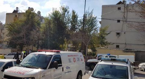 باقة الغربية: سقوط شابة عن ارتفاع 3 طوابق وحالتها متوسطة