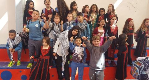 مدرسة عليوط تقوم بفعاليات خاصة بالمطالعة