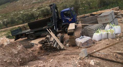 شعب: اصابة عامل من طمرة (44 عاما) في ورشة عمل!