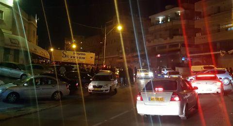 الناصرة: اصابة شخص بجراح خطرة وآخرين بجراح متفاوتة جراء اطلاق النار على مطعم