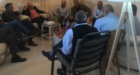 المتابعة تقر سلسلة من النشاطات احتجاجا على اوضاع غزّة