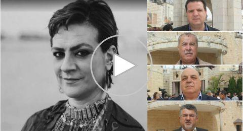 سياسيو الداخل الفلسطيني عن ريم بنا: جزء من هويتنا