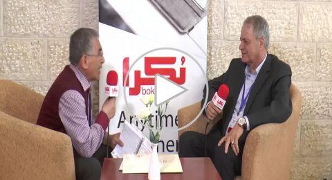 رجل الأعمال، عماد تلحمي: المدقق الداخلي ضمانةً لنجاح المؤسسة