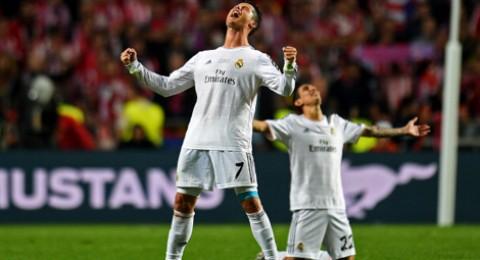 ريال ورونالدو وأنشيلوتي يسيطرون على أرقام الأبطال القياسية