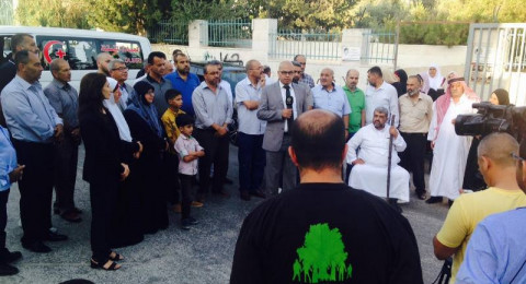 عائلات الشهداء المحتجزين بثلاجات الاحتلال يرفضون تاجيل ملف ابنائهم ويقررون اتخاذ خطوات لتحدي حكومة الاحتلال