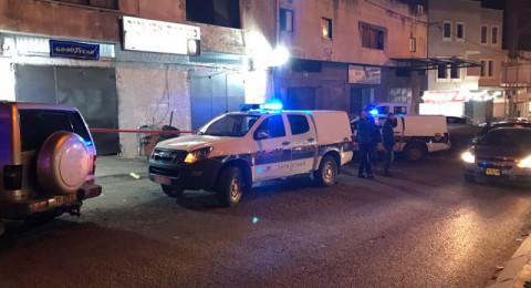 طمرة : إطلاق نار على مخبز واعتقال مشتبهين