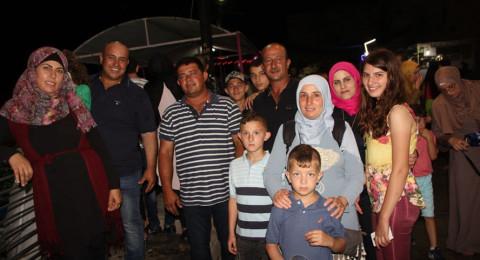 بالصور: الآلاف توافدوا إلى عكّا أيام العيد وأجواء بهيجة