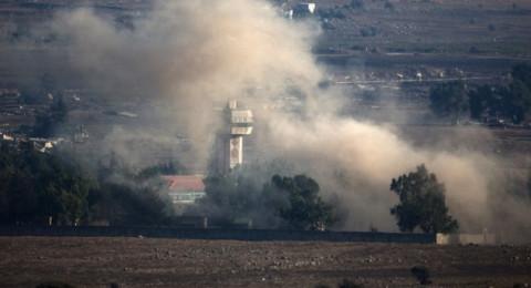 سقوط قذيفة سورية في الجولان دون تسجيل أضرار