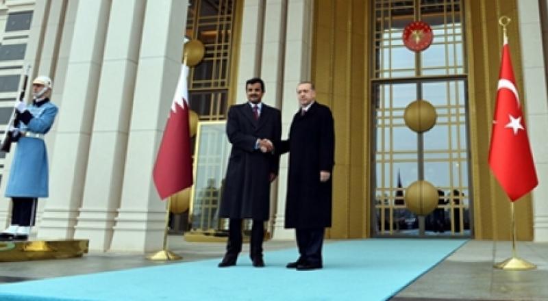 هل سيشتعل الصراع السعودي التركي بسبب قطر؟