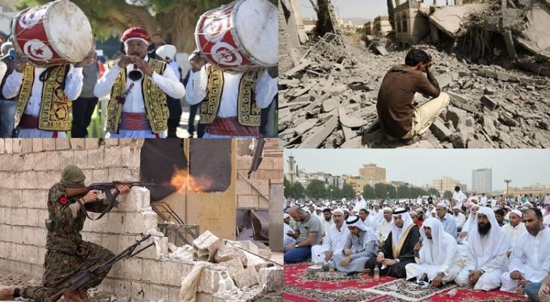 بعض أمنيات العرب في عيد الفطر