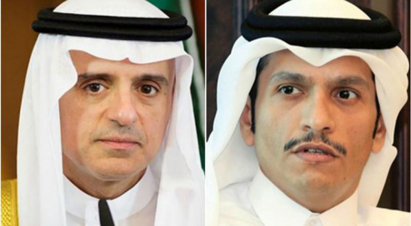 السعودية: مطالبنا من قطر غير قابلة للتفاوض .. وإصرار أمريكي على التفاوض