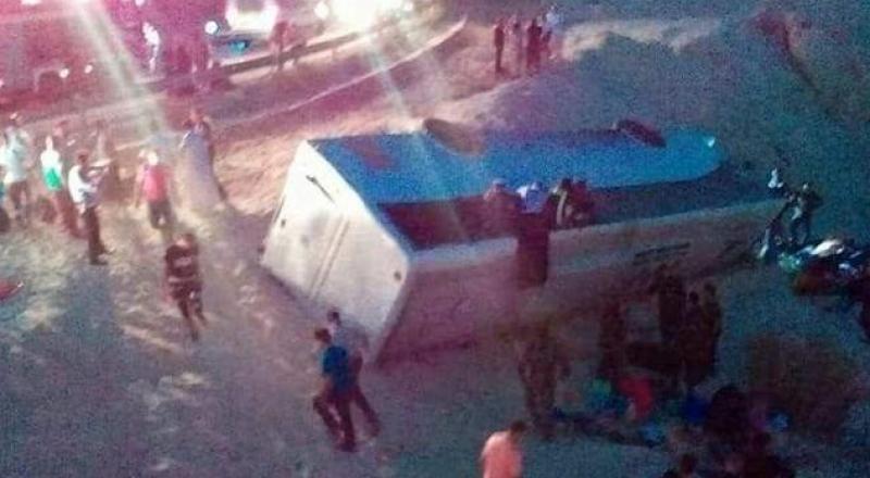 بعد حادثة المعتمرين التي أودت بحياة 6 وأصابت العشرات، الأردن يلغي اعتماد الشركة المالكة للحافلة
