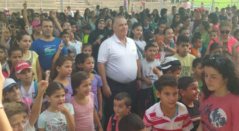 مخيمات عديده ومتنوعة تخطط لها بلدية الناصرة في العطلة الصيفية