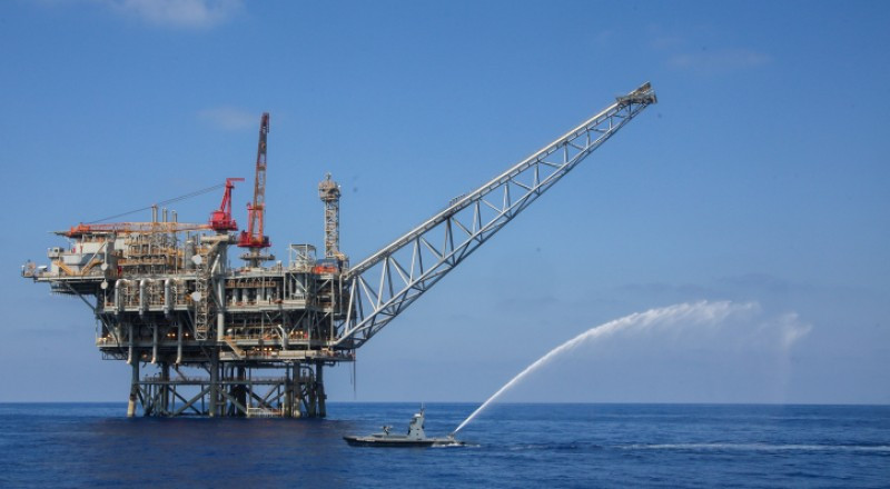 إسرائيل تراهن على بيع الغاز لأوروبا