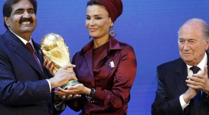 هكذا حصلت قطر على تنظيم مونديال 2022