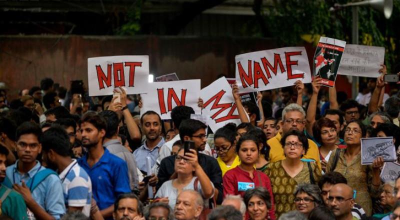 احتجاجات في الهند ضد هجمات تستهدف المسلمين