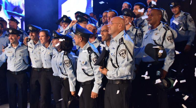 كلية علوم الشرطة والشيخ يشارك بحفل تخريج 138 ضابط جديد