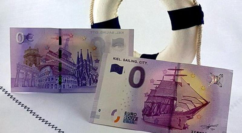 ألمانيا تصدر عملة ورقية جديدة بقيمة صفر يورو