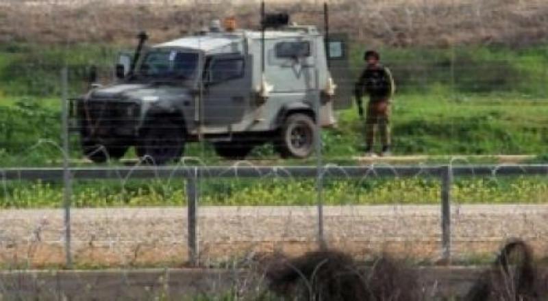 تسلل فلسطيني  إلى قطاع غزة