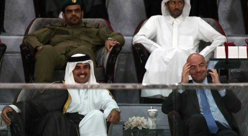 الاتحاد الآسيوي يدعم قطر لاستضافة مونديال 2022