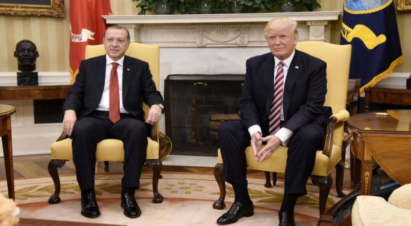 أردوغان وترامب يشدِّدان على ضرورة الحد من التوتر في الخليج